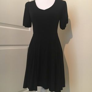 Maison Jules fit and flare dress. XS